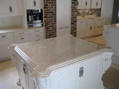 Crema Marfil Countertop by Kitchen Crema Marfil Marble