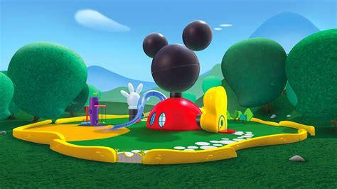 mickey mouse club house a casa de mickey mouse em portugues mickey saves santa jogo completo 2016 youtube