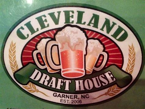 cleveland draft house menu cleveland draft house american restaurant 6101 nc hwy 42 west in garner nc tips
