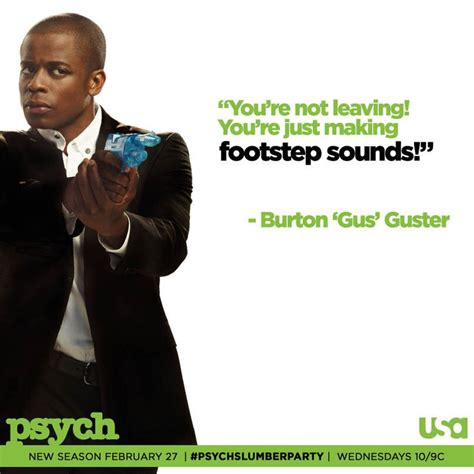 psych quotes psych quotes gus quotesgram