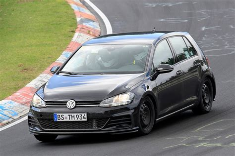 New Volkswagen Golf by New 2019 Volkswagen Golf Mk8 Spied For The Time
