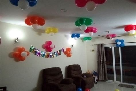 simple balloon decoration for birthday at home 1000 simple balloon decoration ideas at home quotemykaam