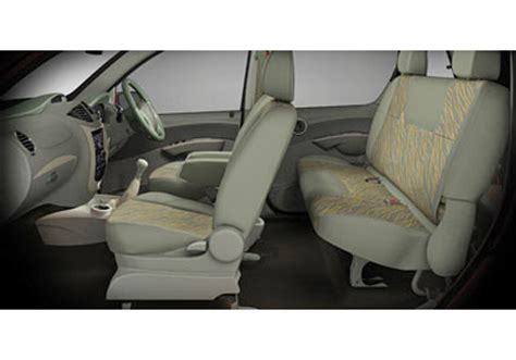 vehicle upholstery cost mahindra quanto interior photo cardekho com india