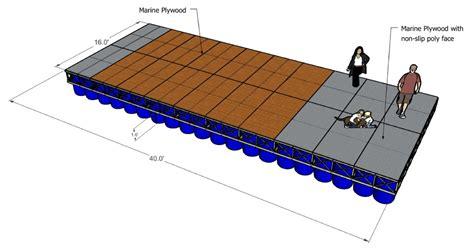 floating home plans houseboat barge plans info boat builder plan