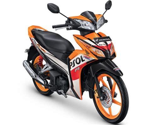 sepeda motor bebek terbaik  indonesia hargamotor