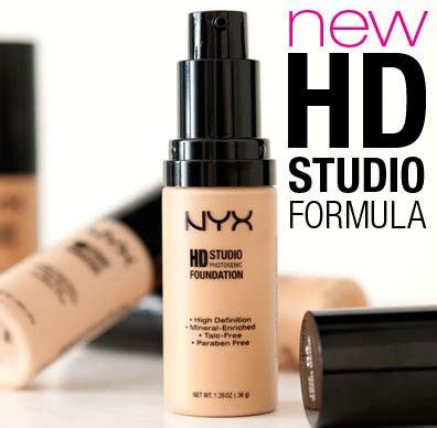 Nyx Foundation Hd cosm 233 ticos e beleza pra voc 234 maquiagem hd nyx