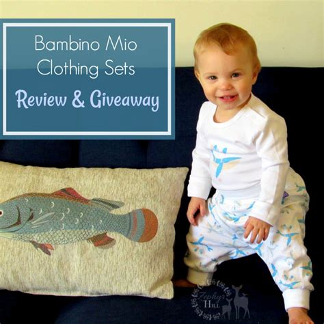 Free Baby Clothes Giveaway - bambino mio baby clothing review giveaway zephyr hill