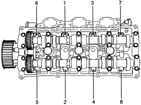 1999 daewoo nubira head bolt removal diagram isuzu trooper 3 5 1999 auto images and specification