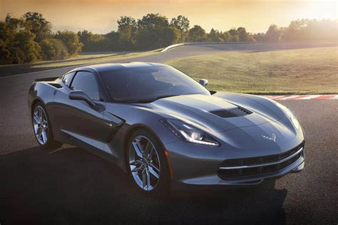 corvette stingray price the 2014 corvette stingray c7 was officially unveiled