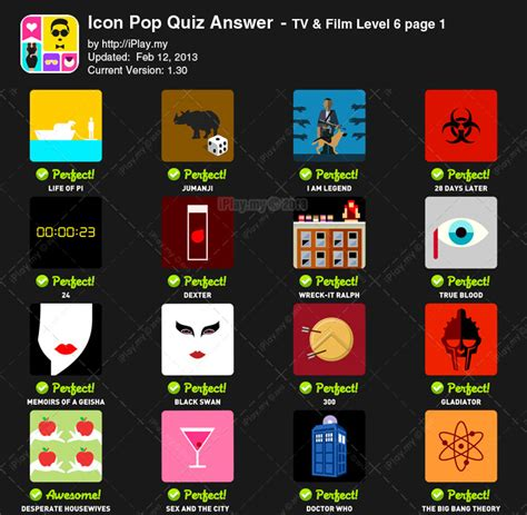 film recommendation quiz icon pop quiz answers for iphone ipad and android iplay