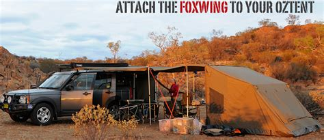 foxwing awning uk oztent ltd