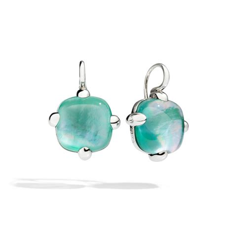 pomellato orecchini earrings argento pomellato pomellato boutique