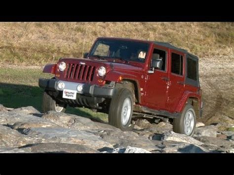 Consumer Reports Jeep Wrangler Jeep Wrangler Review From Consumer Reports