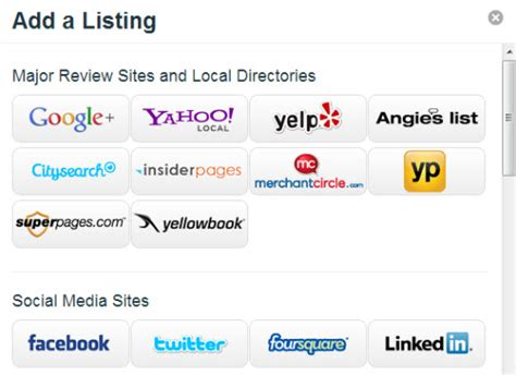 Add A Review Site Zillow Yelp Linkedin Healthgrades Review Of Grade Us Tool For Customer Reviews