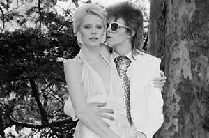 Angie Bowie Explains Leaving David, Estrangement From Her