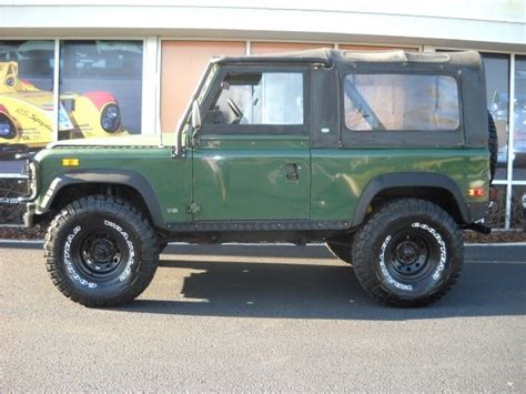 land rover for sale florida 1994 land rover defender 90 2dr convertible for sale from