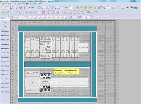 logiciel armoire electrique typonrelais