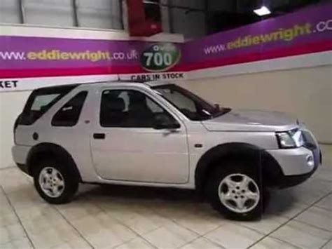 land rover freelander interior land rover freelander exterior interior tour of a 55