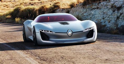 renault concept cars renault trezor concept previews next gen styling at paris