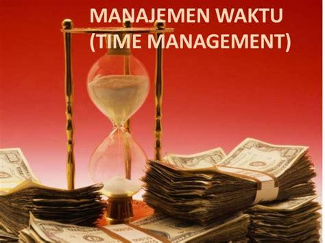 Brainwave Manajemen Waktu Time Management pengelolaan waktu time management