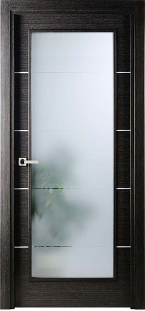 Interior Door With Window Modern Interior Bifold Doors Frosted Glass