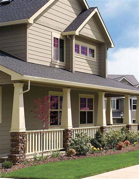 craftsman style porches craftsman columns born out of the understated practical