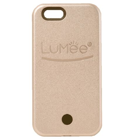 Lumee Light Iphone 5 5s lumee led lit for iphone se 5s 5 gold