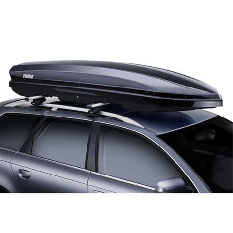 box auto thule coffre de toit taille m thule dynamic 800 noir 320 l