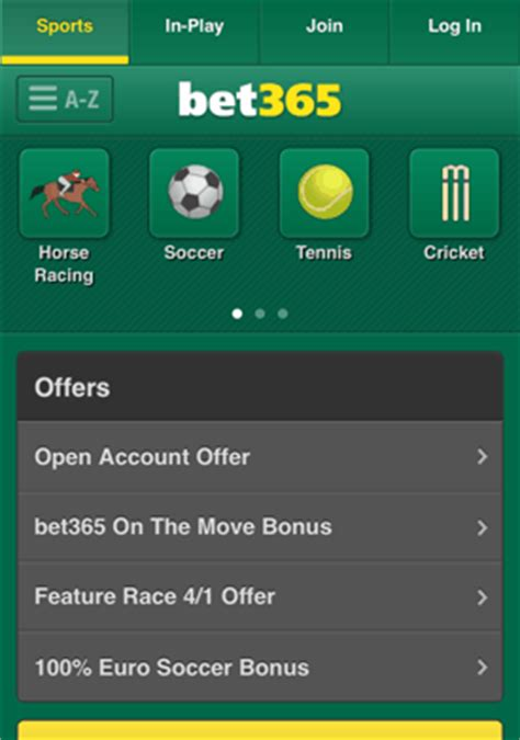 bet365 site on mobile mobile betting on football using your phone
