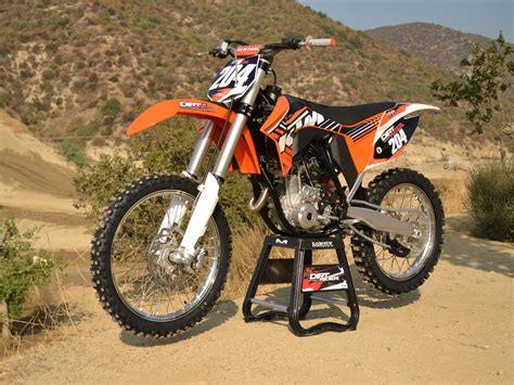 Ktm 250 Specs 2012 Ktm 250 Sx F Pics Specs And Information