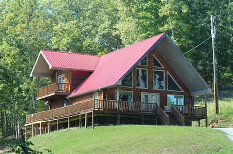 Cabins On Kentucky Lake by Yatesville Lake Premier Cabin Rental Best Vrbo