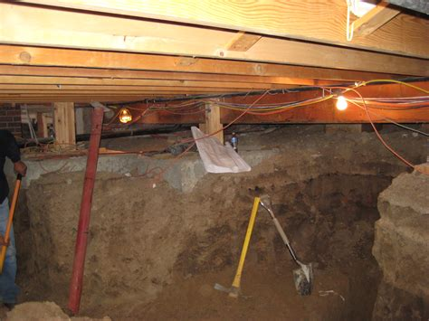 how much is a basement conversion crawlspace to basement smalltowndjs