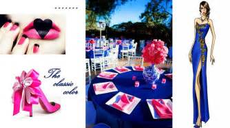 royal blue and pink wedding ideas 10 of the best colors that go with royal blue everafterguide