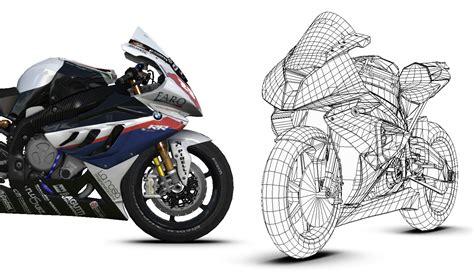 Modelli 3d by Sbk 2011 Immagini Processo Creazione Moto E Modelli 3d