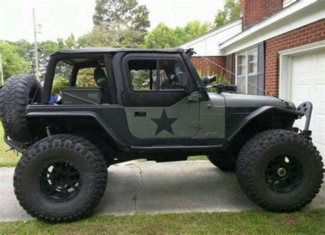 jeep wrangler military style 99 best images about veh military military style jeeps