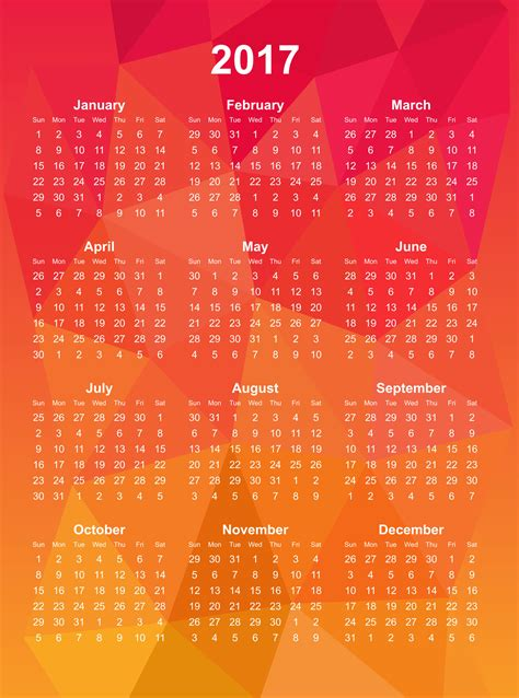 New Year Calendar 2017 Happy New Year 2017 Calendar Weneedfun