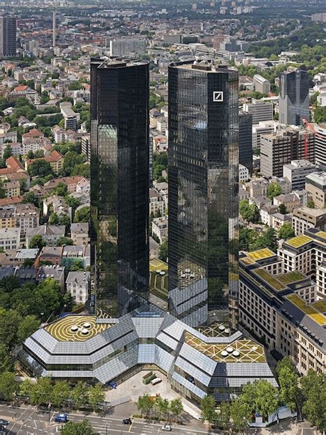 deutsche bank office frankfurt the 30 most architecturally impressive banks in the world