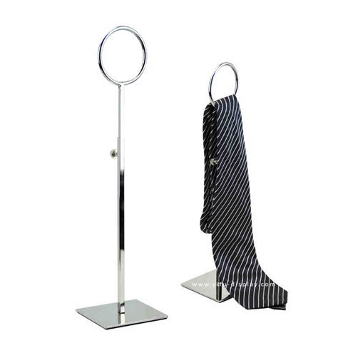 free shipping necktie display tie display necktie stand
