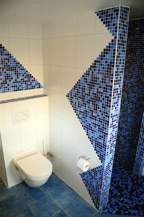 dusche mosaik fishzero mosaik dusche modern verschiedene design
