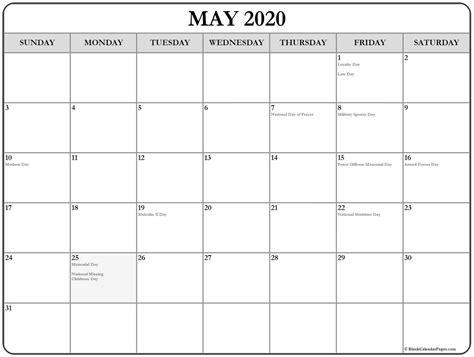 calendar  printable monthly calendars