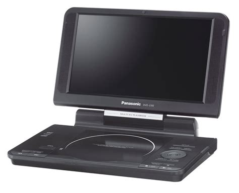 format most dvd players play panasonic dvd ls92 9 inch screen portable dvd player dvd