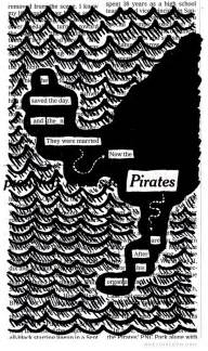 Kleon Books A Librarian Less Ordinary Blackout Poetry