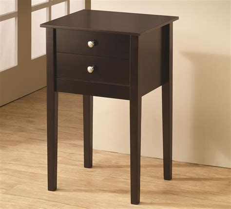 accent tables with drawers look for elegance small accent table med art home design