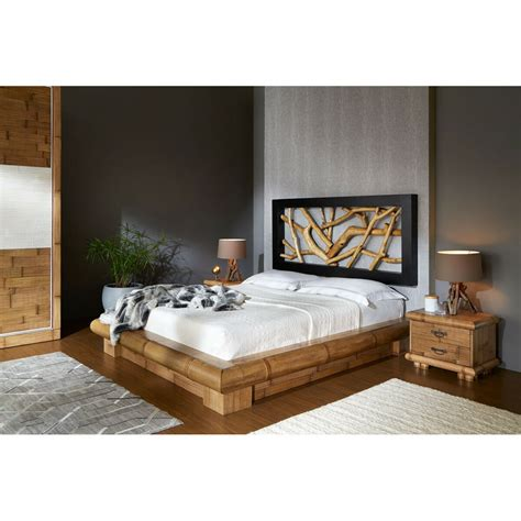 letto in bambu letto in bamb 217 ramo etnico moderno negozio giunco