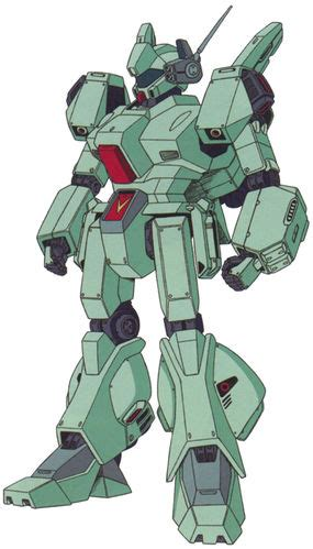 Mobile Suit Rgm 89 1144 Scale Jegan rgm 89r jegan a type the gundam wiki fandom powered by