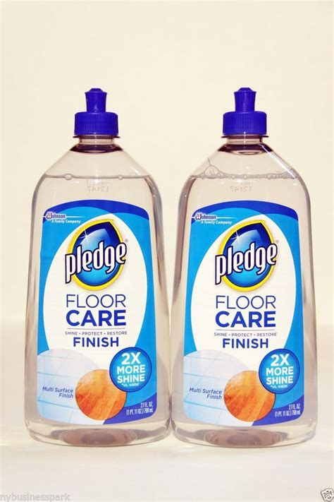 pledge floor care details about 2 pledge floor care multi surface finish shine protect restore 27 fl oz each
