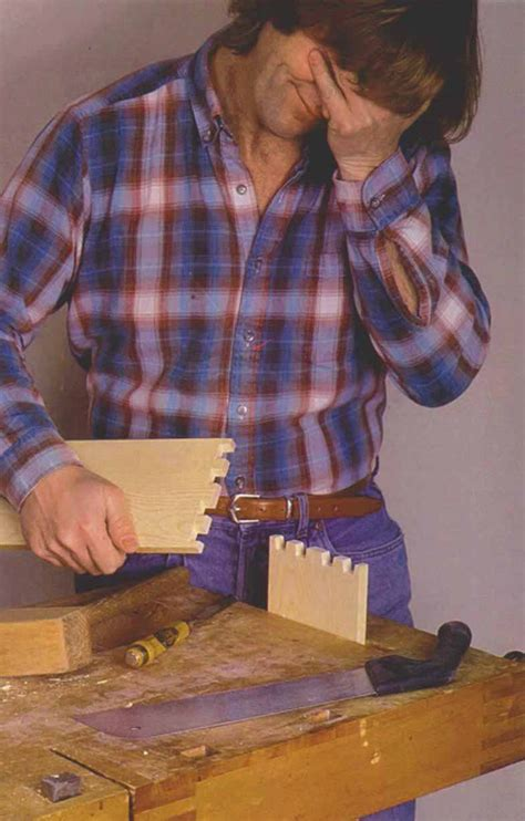dealing  woodworking mistakes finewoodworking