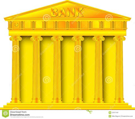 gold bank gold bank royalty free stock photography image 27877187