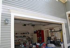 Garage Door Moulding Brick Molding Around Garage Doors Rachael Edwards
