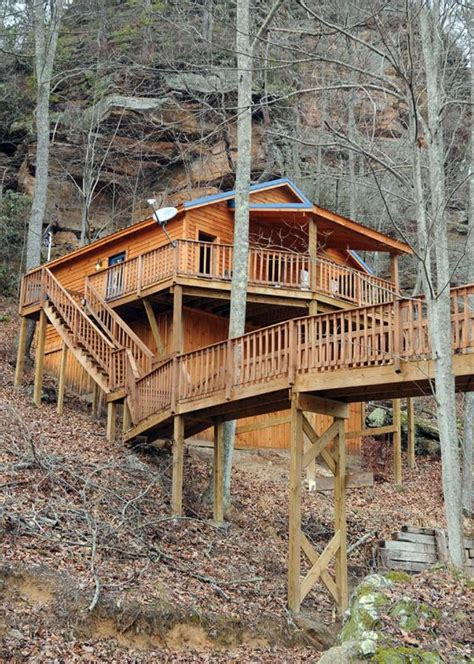 River Lake Cabin Rentals by Wildwood Cabin River Gorge Cabin Rentals Cabins